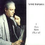 Greg Burgess CD graphic