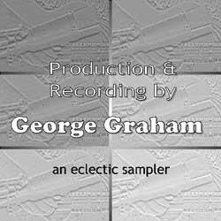 CD graphic of George Graham's Production Sampler