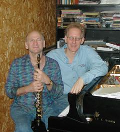 David Liebman and Phil Markowitz